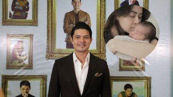 "Dingdong Dantes on welcoming second baby: ""hindi siya mas madali but we're up for the challenge"""