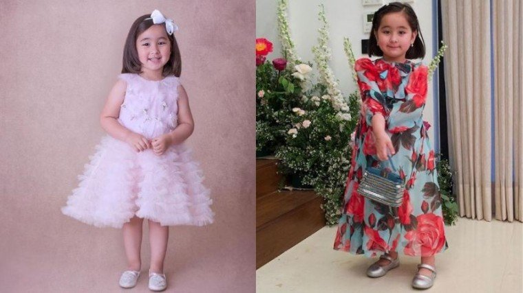 Scarlet Snow Belo has taken social media by storm with her charm and cuteness! Check out how this little girl also slays with her beautiful dresses!