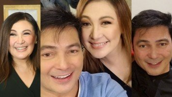 Sharon, na-trauma sa reunion movie with Gabby