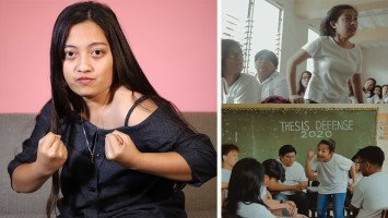 Focus | Loren Mariñas: Timid off-cam, halimaw on-cam