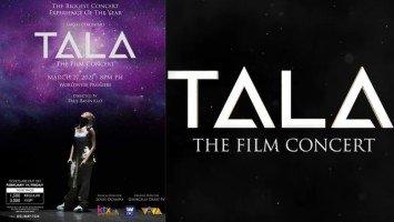 Sarah Geronimo's Tala The Film Concert teaser drop sets the Internet ablaze