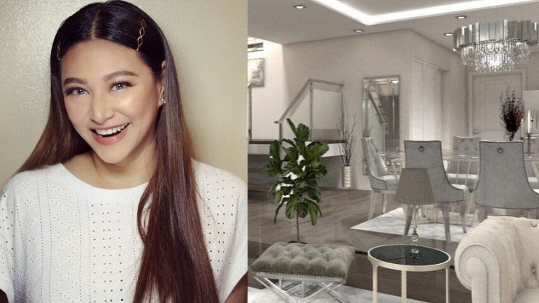 Rufa Mae Quinto shares a sneak peek of her new home and shares the beautiful story behind it.