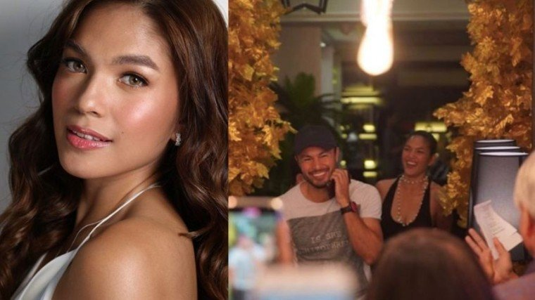 "Pika's Pick: Andrea Torres pulls off a birthday surprise for her ""answered prayer"" Derek Ramsay and post the sweetest birthday message after."