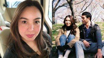 Marjorie Barretto breaks silence over Julia Barretto-Gerald Anderson sighting