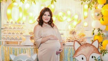IN PHOTOS: Camille Prats gets forest-themed baby shower