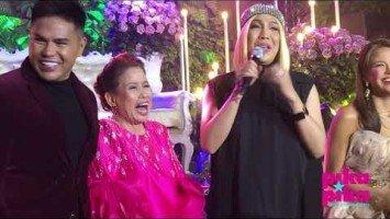 Vice, may kakaibang birthday wish kay Mother Lily