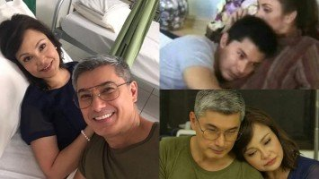 "Eula recalls ""Maria Flordeluna"" days with Albert Martinez"