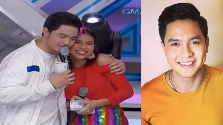 PHOTOS: GMA & @aldenrichards on Instagram