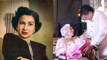 Golden Age of Philippine Cinema actress Mila del Sol passes away at 97