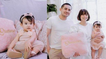 Pika's Pick: Paolo Contis and LJ Reyes celebrate Baby Summer's first birthday.