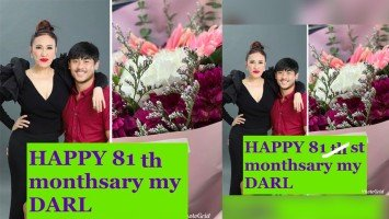 Pika's Pick: Ai-Ai delas Alas funnily corrects grammar of her monthsary greeting post for husband Gerald Sibayan