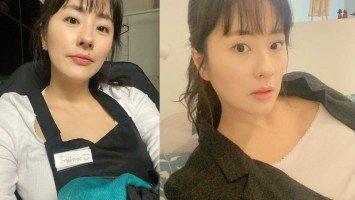 Jinri Park bids goodbye to showbiz; trains as a waitress in Australia