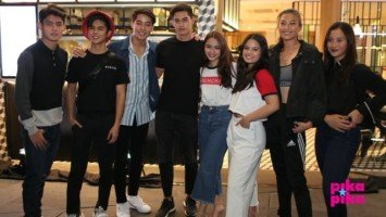 Bench Café's second branch's opening night