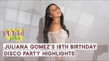 HIGHLIGHTS: Juliana Gomez's 18th Birthday Disco Party
