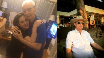 Claudine Barretto breaks sad news of father Miguel Barretto passing away