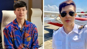 Ronnie Liang soon to graduate pilot course