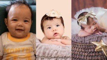 10 new showbiz babies that will brighten your day