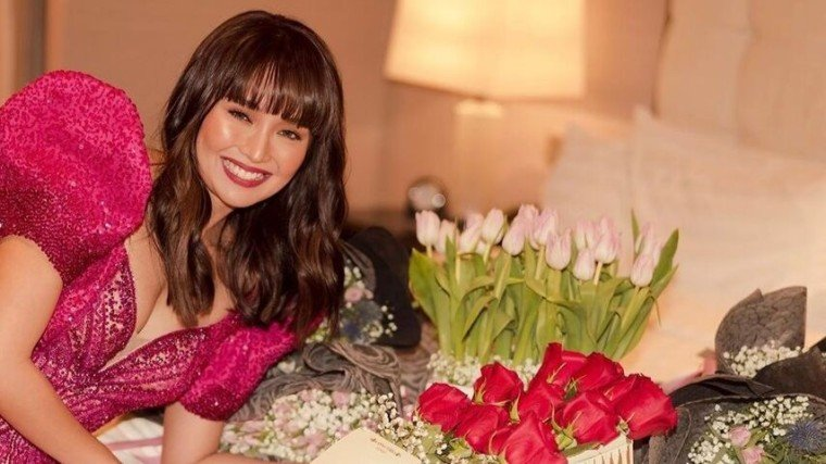Kath gets an extravagant surprise from Daniel before attending the ABS-CBN Ball 2019!