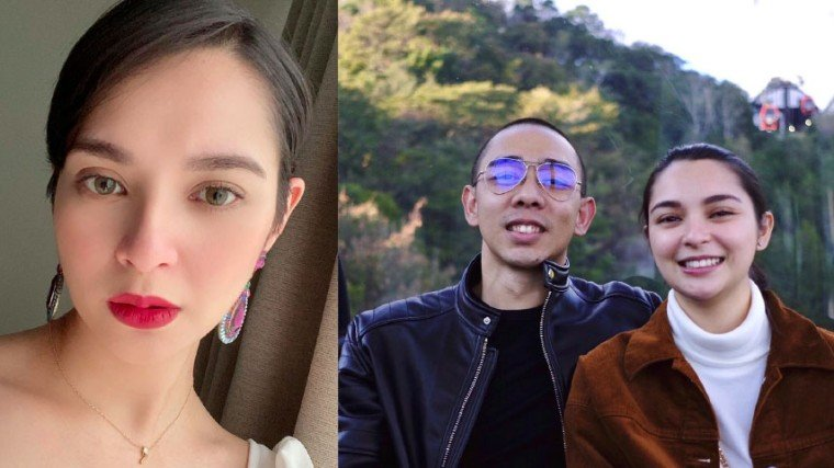 Versatile actress Ryza Cenon, 32, and cinematographer Miguel Cruz, 31, were love matched by their common friend, who is a bank manager. By November, they will be parents to a baby boy.