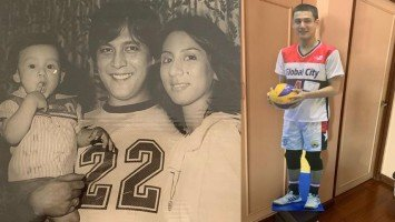 Tirso and Lynn Cruz remember late son Teejay on his 38th birthday