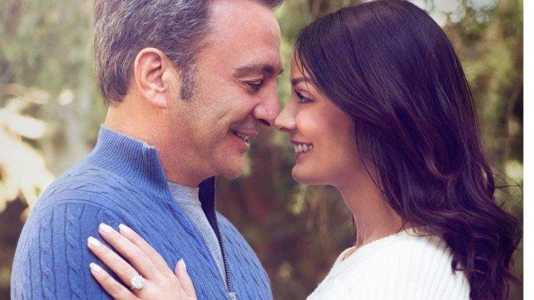Dayanara Torres engaged to Marvel co-president Louis D'Esposito