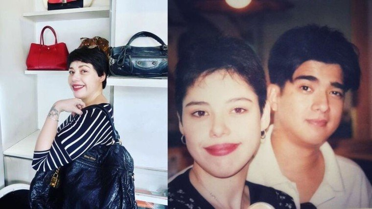 """Pia Magalona: """"Although I miss you in the flesh, you're just always in my heart"""""""