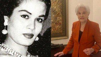 Veteran actress Lilia Dizon, mother of Christopher De Leon, passes away at 92