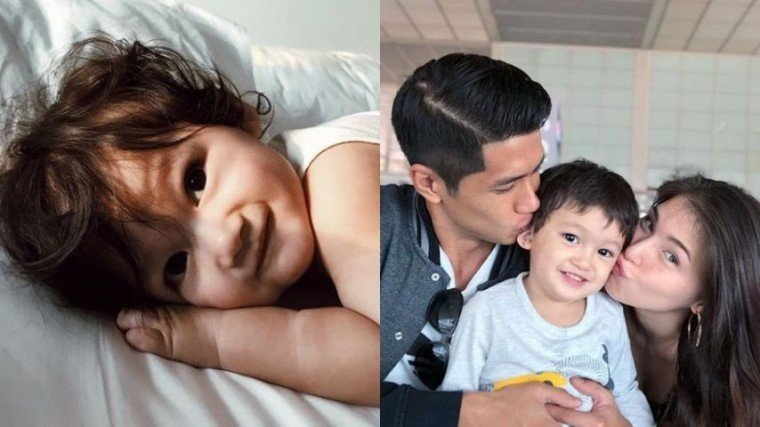 Baby Alas Joaquin Abrenica always charms our hearts, one Instagram post at a time. This 1-year-old cutie, who will turn 2 this August 4, never fails to amuse us in every activity he does, especially with his interactions with parents Aljur Abrenicaand Kylie Padilla!