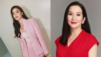 Anne Curtis suggests must-watch K-Dramas to Kris Aquino