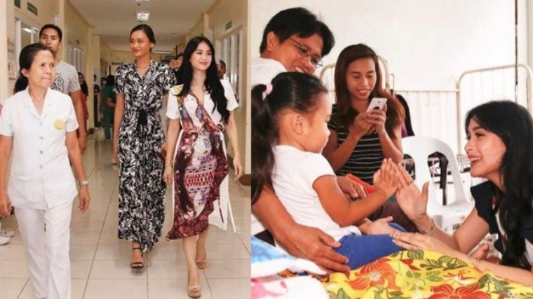 WOW! Heart Evangelista has been doing good so far as the First Lady of Sorsogon. She has been setting her sights in the improvement of health care of the province by visiting local hospitals and talking to doctors and nurses about their plans.  What else does Heart have in store as First Lady? We cannot wait!