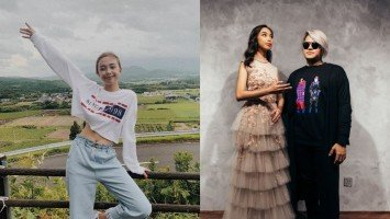 LOOK: Maymay Entrata confirms auditioning for the New York Fashion Week!