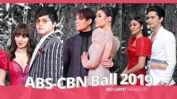 HIGHLIGHTS: Kapamilya stars rocked their Filipiniana ensembles for a cause at the 2019 ABS-CBN Ball!