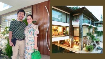 Is Senator Manny Pacquiao selling his Forbes Park mansion for P1.5B?