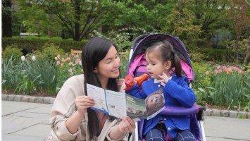 Mariel Padilla enjoys trip to US with daughter Isabella