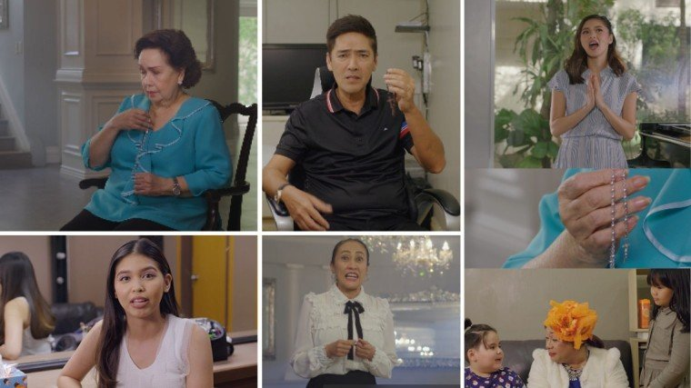 Susan Roces, Vic Sotto, Maine Mendoza, and more on the power of prayers