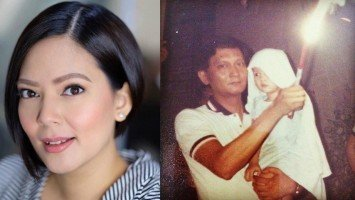 Chynna mourns the passing of her creative genius dad, Gryk Ortaleza