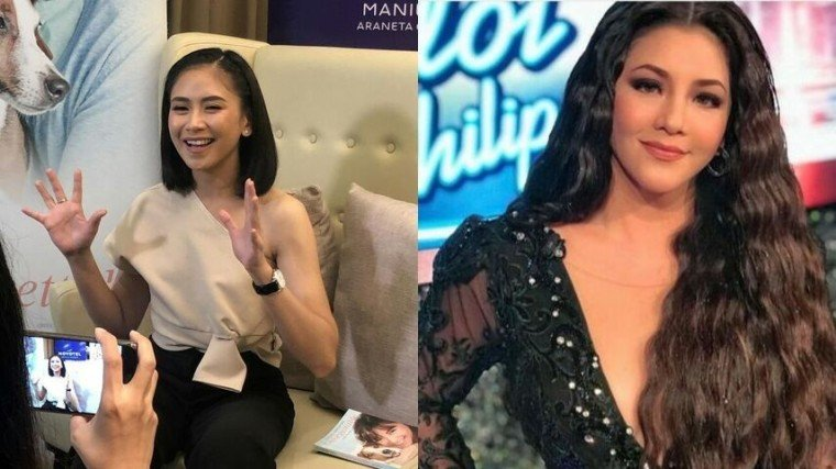 Sarah Geronimo remained starstrucked while working with Asia's Songbird Regine Velasquez for the second time! Know more about it by reading below!