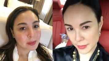 Gretchen at Marjorie, nagkatalakan nga ba sa harap ni President Duterte?