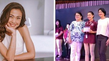 Jodi, achiever on and off-cam!