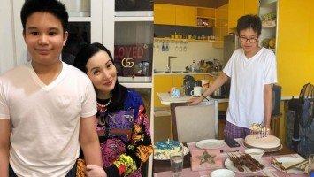 Pika's Pick: Kris Aquino's Bimby in now officially a teen!