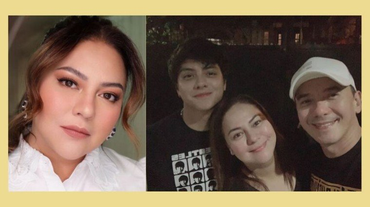 Karla Estrada pens touching message as a caption for her photo with Daniel Padilla and Rommel Padilla.
