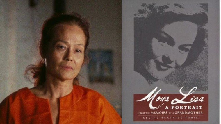 In June 2013, when she was 91, her biography, Mona Lisa: A Portrait (From the Memoirs of a Grandmother), was finally launched at the Cultural Center of the Philippines. The book, which reportedly took seven years to put together, was written and published by her granddaughter Celine Beatrice Fabie.