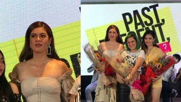 Shaina Magdayao reveals what's keeping her sane