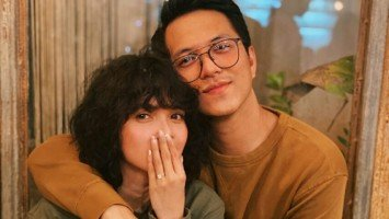 KZ Tandingan and TJ Monterde are engaged!