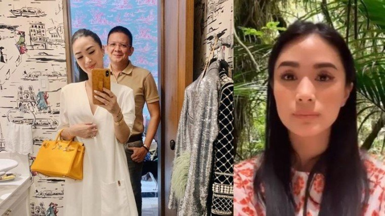 Heart Evangelista went viral after uploading her hilarious response to her husband Chiz Escudero, who asked her about her travel expenses.