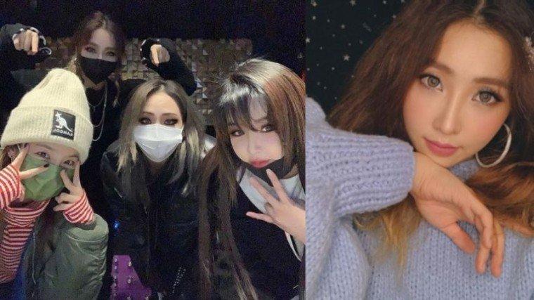 Pika's Pick: 2NE1 girls reunite for Minzy's birthday