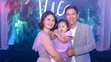 IN PHOTOS: Pauleen Luna throws surprise birthday party for Vic Sotto