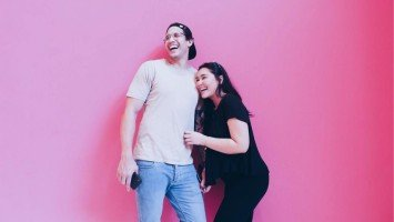 CONFIRMED: Gwen Zamora is pregnant with first baby