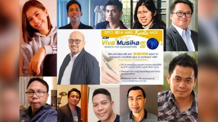 Viva Musika 2020 recently announced its set of winners with 10 potential hitmakers making it to the cut! Congratulations!