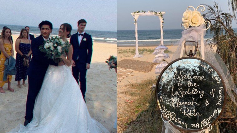 Robin Padilla and Liezl Sicangco's youngest son Ali is married!